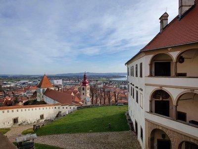 Ptuj Castle, Slovenia