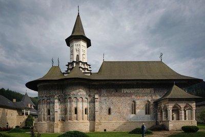 Sucevita Monastery