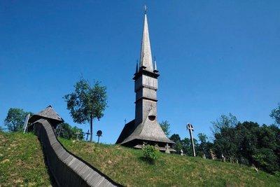 Wooden church of Surdesti