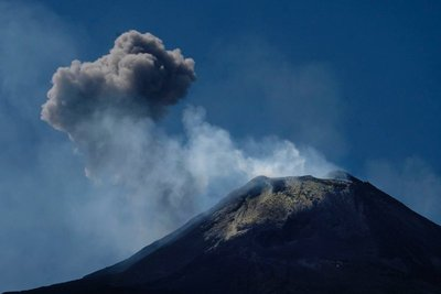 Constant activity on Mt. Etna