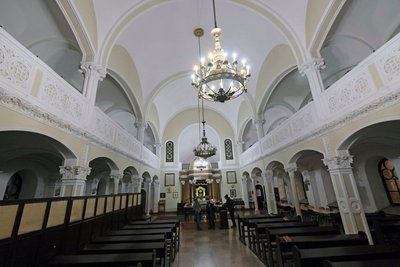 Nozyk Synagogue, Warsaw