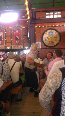 Oktoberfest Fraulein