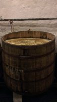 Pilsner Urquell brewery open fermentation