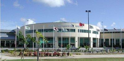 Piarco International Airport, Port of Spain