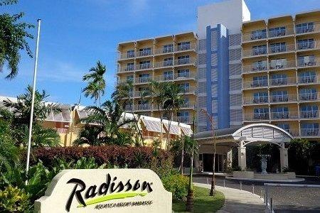 Radisson Aquatica Resort Barbados Exterior