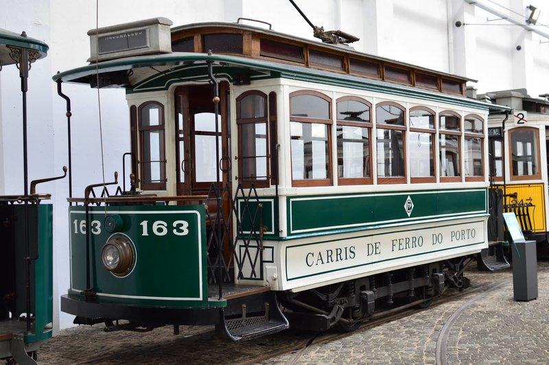 Tram museum.
