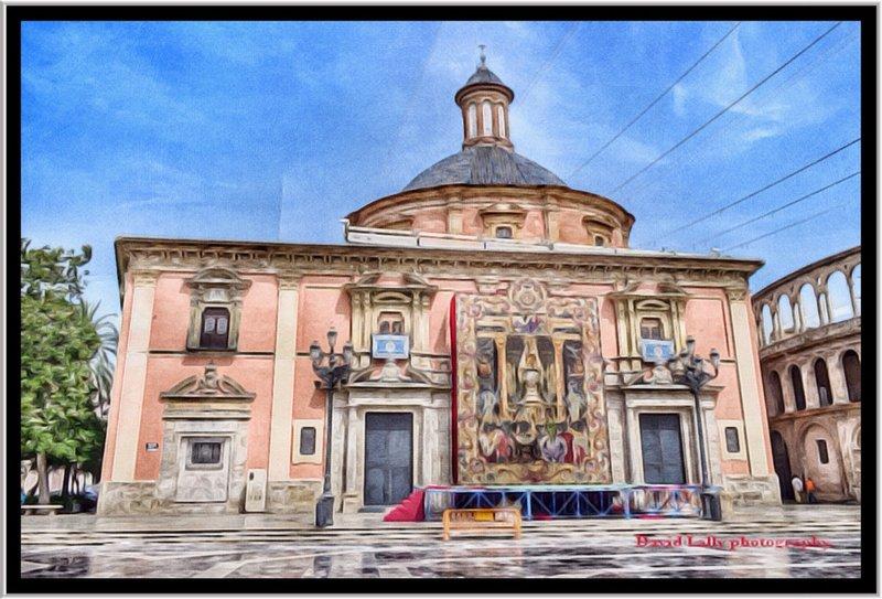 Basilica of Valencia.