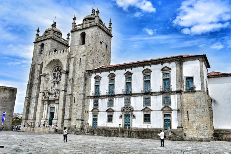 Cathedral of Porto.