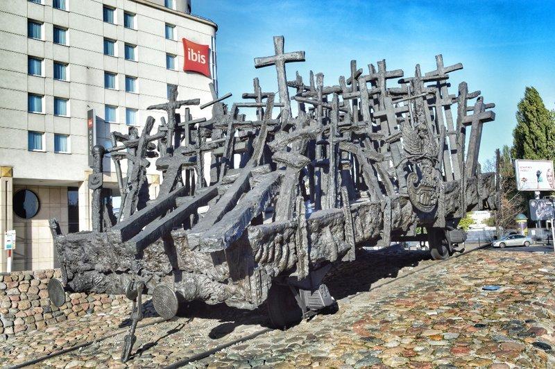 Soviet memorial WW2.