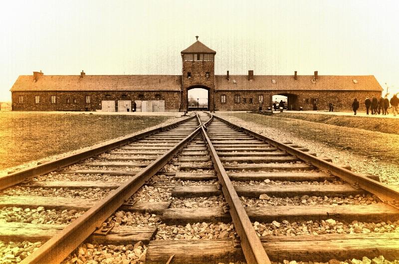 Auschwitz 2014.