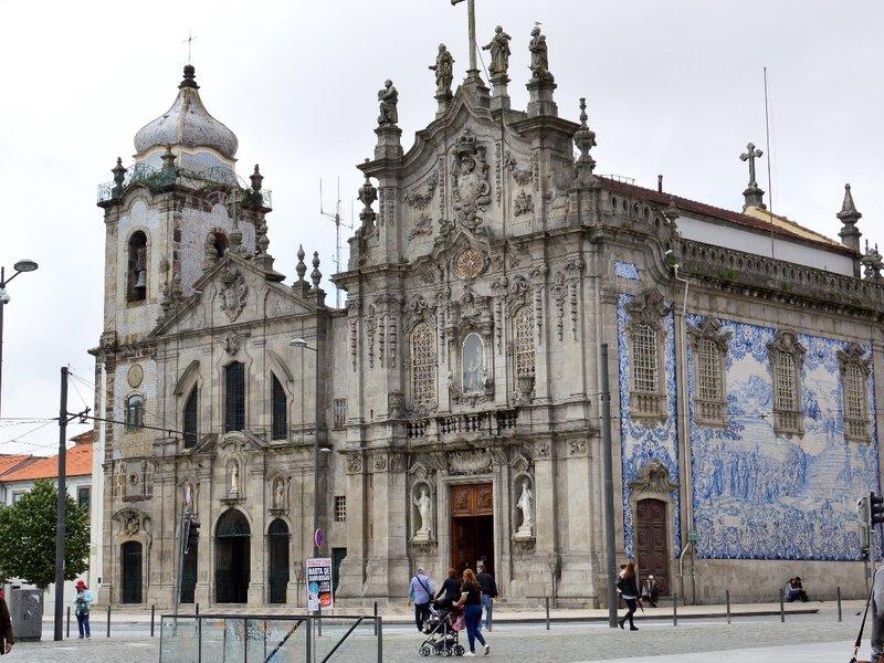 Carmelitas church.