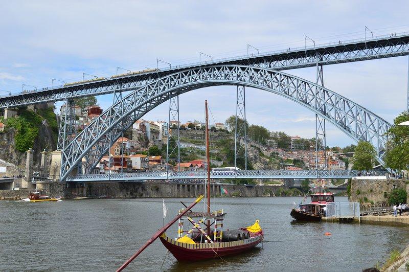 Dom Luis bridge.