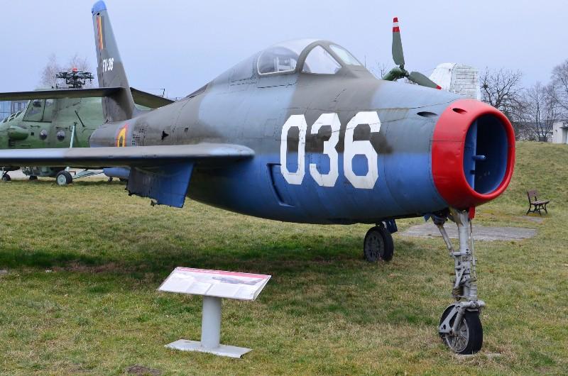 Polish aviation museum. Krakow.