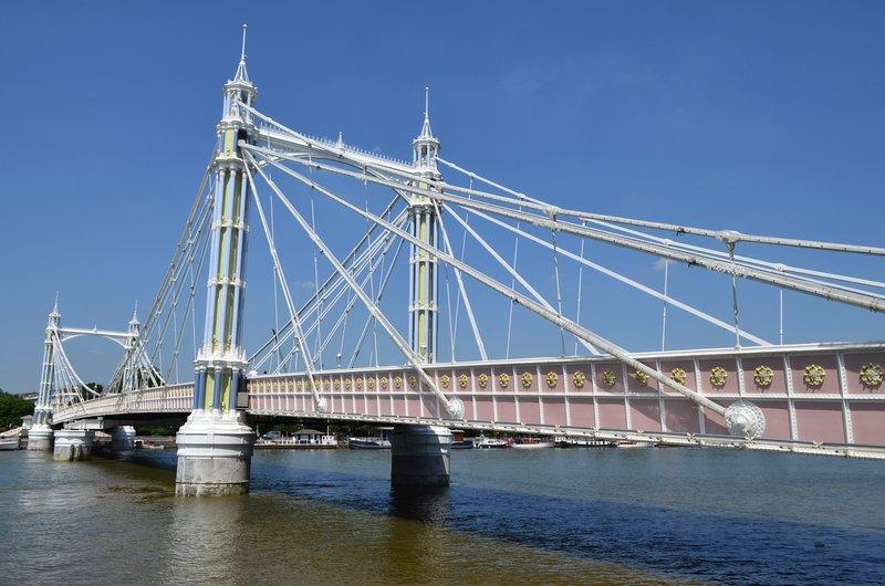 Albert bridge.