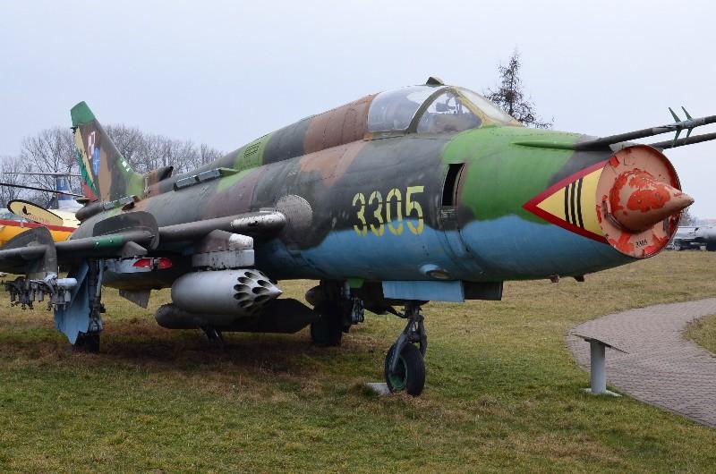 Aviation museum.