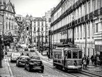 Porto 'high' street.