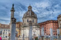 Rome. HDR.