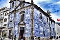 Church on Catarina street.