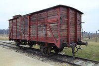 Memorial carriage.