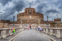 Castle St Angelo. HDR.