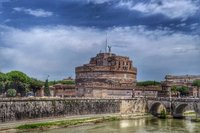 Castle st Angelo.