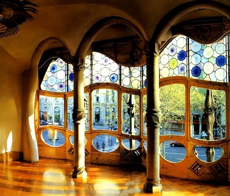 Casa Batlló Inside Featured travel photos