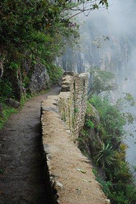 Historic Walk, Machu Picchu, Peru