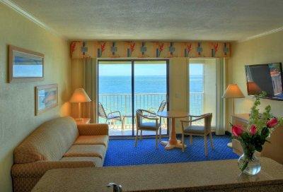 Sailport Hotel Room, Tampa, Florida