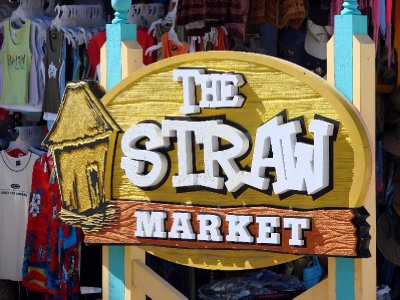 The Straw Market, Bahamas