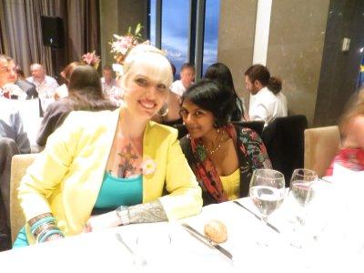Anita and Tash