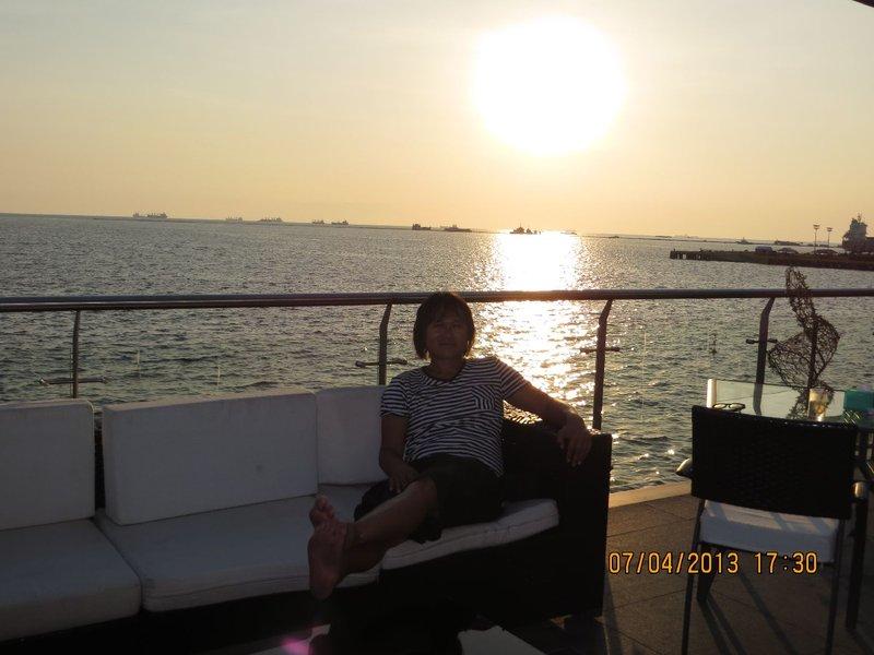 Manila Sunset 1