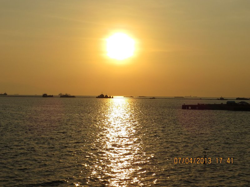 Manila Sunset 2