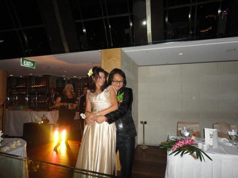 Wedding dance - Sue & Ed