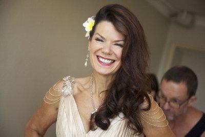 The Happy Bride!