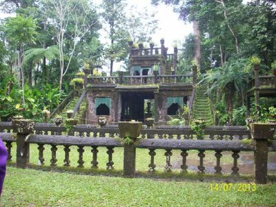 Paronella Park - Cairns 1