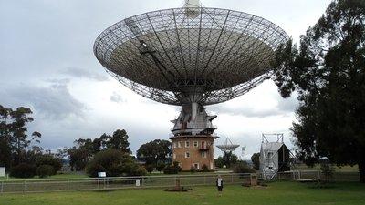 Radio Dish - Parkes