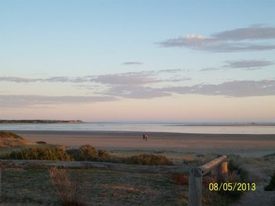 Mouth of the Murray River