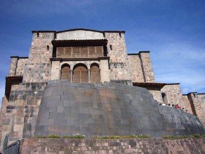 Qorikancha(Temple of the Sun)