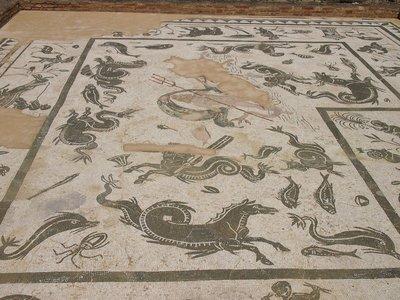 Mosaic, Itlaica
