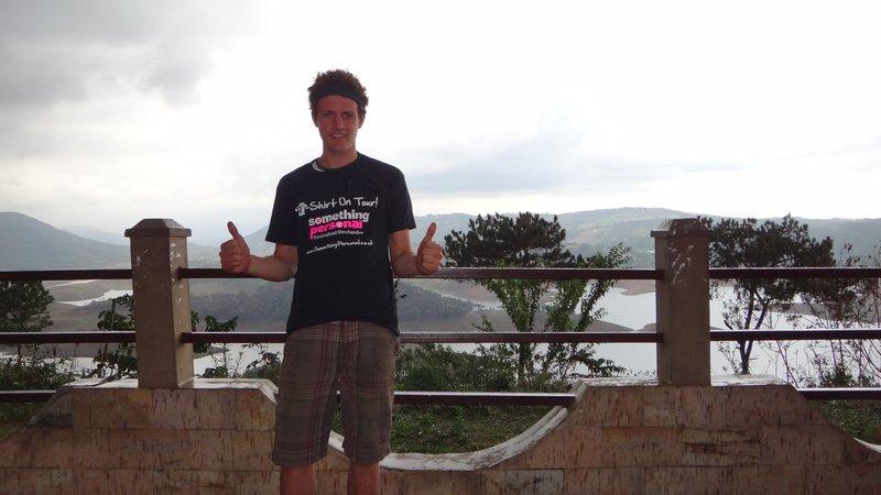 T-Shirt On Tour India