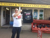 No Man's Land in Cornwall