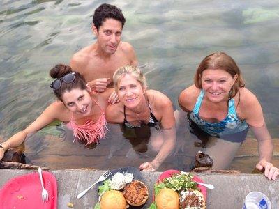 Norris Hot Springs Dining