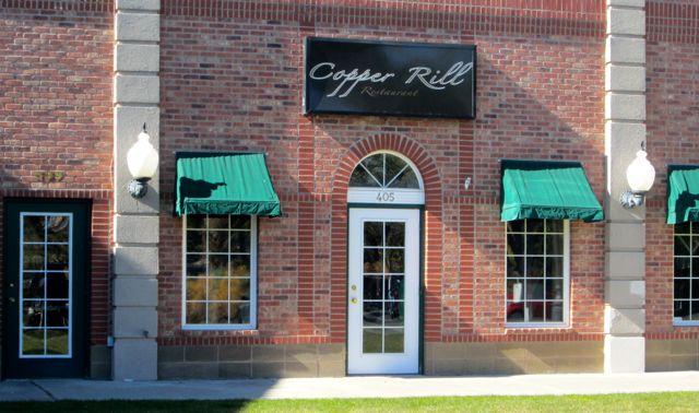 The Copper Rill Restaurant