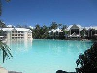 Resort on Four Mile Beach