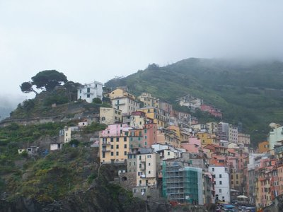 Vernazza from the boat