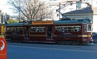 Melbourne - The City Circle Tram (it's free to ride)