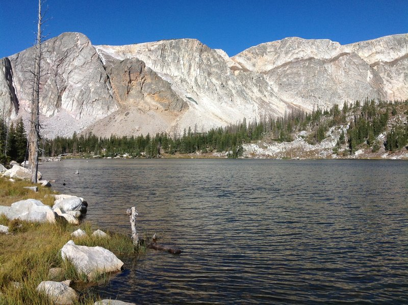 Snowy Mountains, Wyoming