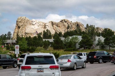 Mt Rushmore Approach