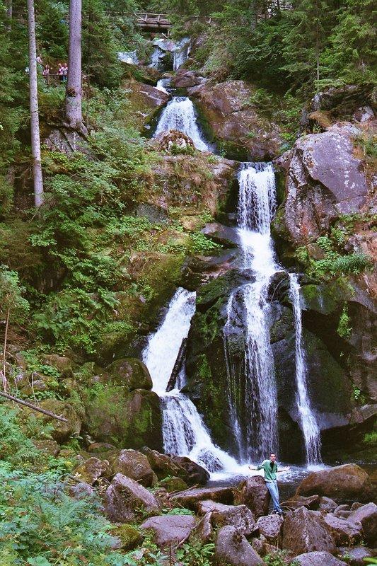 Triberg Waterfall 2