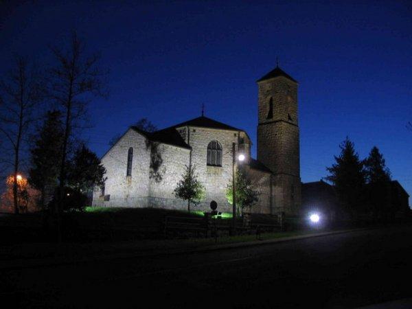 Church in Popovaca